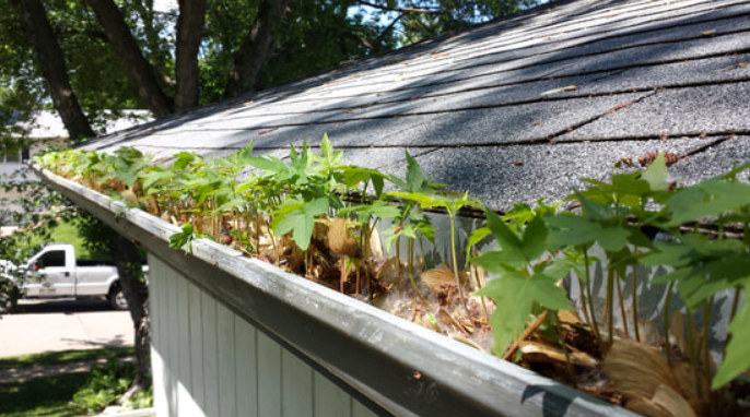 dayton oh gutters contractors cost