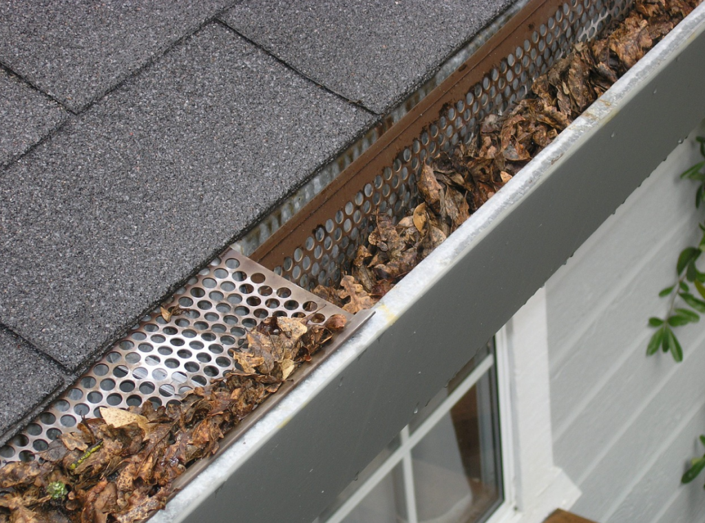 gutter guards for business oh